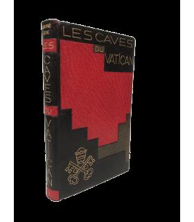 GIDE (André). Les Caves du Vatican. Sotie par l'auteur de Paludes. Reliure art déco de Marguerite de Felice. Edition originale.