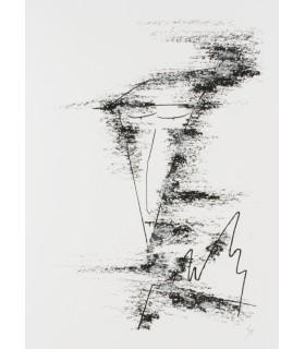 RIMBAUD (Arthur). Un jour en feu, d'après le recueil d'Arthur Rimbaud, Une saison en enfer. Illustrations de Serge Chamchinov.