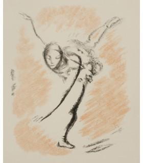 VAILLAT (Léandre). Réflexions sur la danse. Lithographies originales de François Barette.