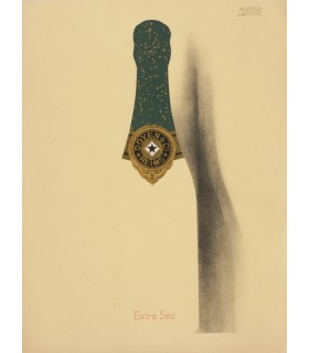 [VINS NICOLAS] LATOUR (Alfred). Champagne Doyen & Co.
