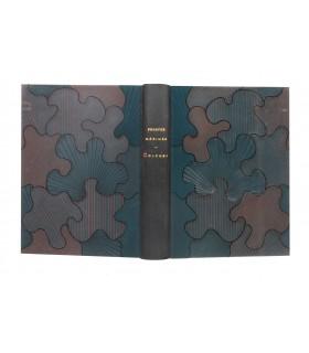 MERIMEE (Prosper). Colomba. Illustrations de Jean Le Feuvre et Gérard Angiolini. Reliure de Henri Mercher.
