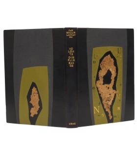 FARDOULIS-LAGRANGE (Michel). Volonté d'impuissance. Dessins de Raoul Ubac. Préface de Michel Leiris. Edition originale
