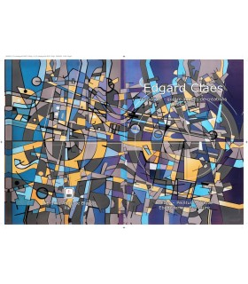 [CLAES (Edgard)] BLAIZOT (Claude). Edgard Claes, cinquante-quatre années de création. 1966-2019. Edition originale.