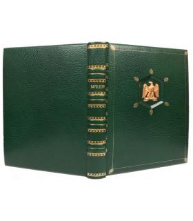 STENDHAL (Henri Beyle, dit). Vie de Napoléon. Illustrations originales de Jean Gradassi.