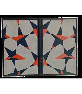COCTEAU (Jean). Opéra. Œuvres poétiques 1925-1927. Edition originale. Illustrations de C. Bérard et reliure de G. Leroux