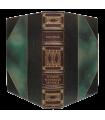 GENIAUX (Charles). La Passion d'Armelle Louanais. Edition originale. Reliure de Maylander. Lettre autographe signée de l'auteur.