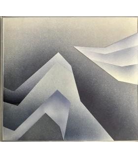 CHOURAQUI (A.). Aigle et palombe au survol de la mer. Edition originale illustrée par Woda. Reliure de Ameline