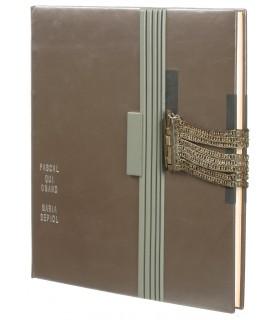QUIGNARD (Pascal). Ethelrude et Wolframm. Edition originale. Aquatintes de Maria Sepiol. Reliure de G. de Coster et de H. Dumas.
