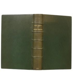 REBOUX (Paul). La Petite Papacoda. Edition originale. Reliure de Canape. Enrichi d'un autographe.