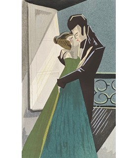 PILLET (Roger). Les Oraisons amoureuses de Jeanne-Aurélie Grivolin, Lyonnaise. Edition originale ornée de Yan B. Dyl.