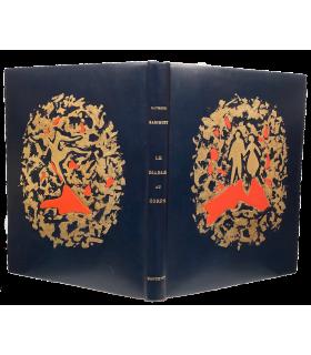 RADIGUET (Raymond). Le Diable au corps. Lithographies originales en couleurs de Gabriel Dauchot. Reliure de Manuel Gérard.