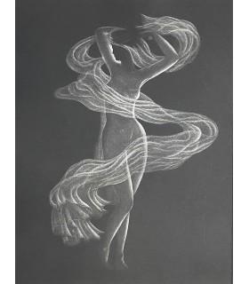 WILDE (Oscar). Salomé. Drame en un acte. Gravures originales d'Yves-Marie de Malleray.
