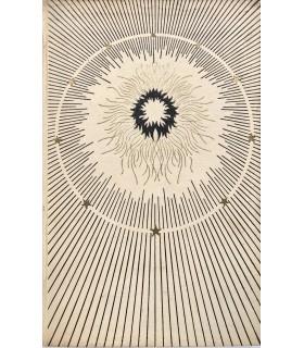 [CLAUDEL (Paul)] ESCHYLE. Les Choéphores et les Euménides. Cartonnage NRF relié d'après une maquette de Paul Bonet.