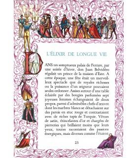 BALZAC (Honoré de). Contes étranges. Illustrés par Arnaud Ansaldi.