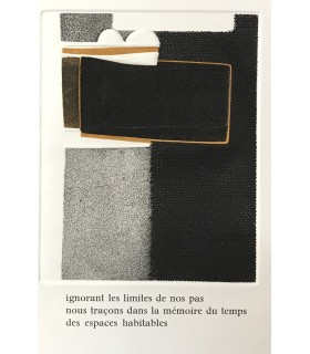 STEMPFEL. Architectures non répertoriées. Edition originale. Gravures originales de Bertrand Dorny.
