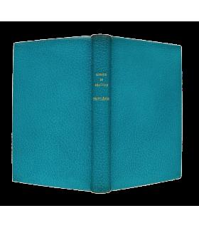 BEAUVOIR (Simone de). Privilèges. Edition originale. Reliure de Jean-Paul Miguet.