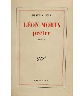 BECK (Béatrix). Léon Morin prêtre. Edition originale. Prix Goncourt en 1952. Exemplaire du tirage ordinaire.