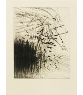 BUTOR (Michel). Rumeurs de la forêt. Gravures originales de J. Baltazar. Photographies originales de A. Villers.
