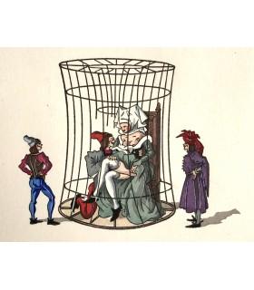 QUINZE JOYES DE MARIAGE (LES). Illustrations en couleurs de Jean Gradassi.