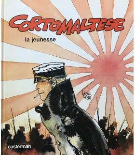 [CORTO MALTESE] PRATT (Hugo). La Jeunesse de Corto Maltese. Edition originale collective.