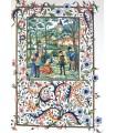 ORLEANS (Charles d'). Poésies. Illustrations d'André Hubert. Reliure de l'éditeur.