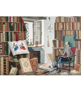 CERVANTES (Miguel de). L'Ingénieux Hidalgo Don Quichotte de la Manche. Illustrations d'Henry Lemarié.