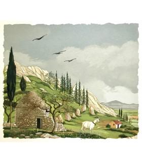 DAUDET (Alphonse). Lettres de mon moulin. - Contes du lundi. - Tartarin de Tarascon. Illustrations d'Henry Lemarié.