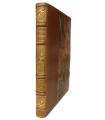 RENARD (Maurice). Deux contes à la plume d'oie. Illustrations par Hémard. Reliure par Lévêque. Envoi autographe de l'auteur.