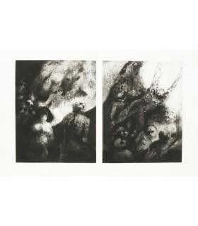 EVANGILE SELON SAINT JEAN. Traduction de Louis Segond. Aquatintes originales de Francis Mockel.