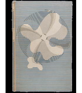 SAINT-EXUPERY (Antoine de). Terre des hommes. Nouvelle édition. Cartonnage NRF relié d'après la maquette de Paul Bonet.