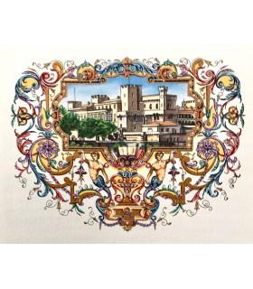 NOVELLA (René). Seigneurs et princes de Monaco. Texte de S. E. René Novella. Illustrations de Philippe Reder.