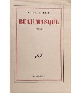 VAILLAND (Roger). Beau masque. Roman. Édition originale.
