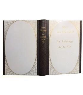 ELSKAMP (Max). La Louange de la vie. Dominical... Edition originale collective. Reliure de Pierre-Lucien Martin