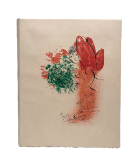 GOLL (Claire). Journal d'un cheval. Gravures originales de Marc Chagall.