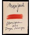 JACOB (Max). Chronique des temps héroïques. Illustré par Pablo Picasso. Edition originale.