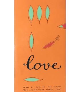 SIFF (Lowell A.). Love. Conçu et réalisé par Vanni. Edition originale.