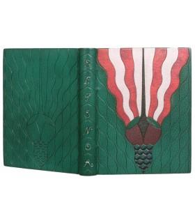GIRAUDOUX (Jean). Elpénor. Edition en partie originale illustrée par Hermine David. Reliure de Paul Bonet.