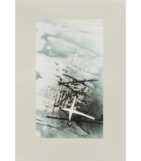 DEON (Michel). Le Barbare au paradis. Edition originale. Gravures originales de Julius Baltazar. Exemplaire sur vélin.