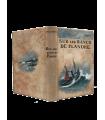 CHACK (Paul). Sur les bancs de Flandre. Edition originale. Composition de Haffner. Envoi autographe.