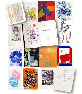 33 LIVRES D'ARTISTES