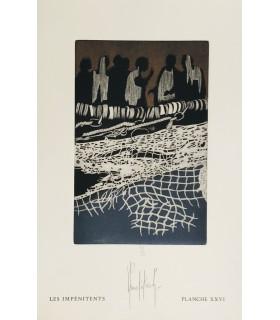 BOUGAINVILLE (Louis Antoine de). La Boudeuse. Frontispice d'Edmond Rigal. Illustrations de Patrick Vernet.
