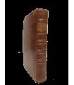 [COOK (James)] RICKMAN (John). Troisième voyage de Cook. Traduction. Edition originale. 1782. Ex-libris armorié.