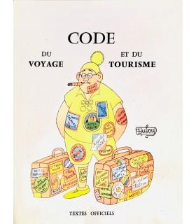 DUBOUT (Albert). Code du voyage et du tourisme. Illustrations de Dubout.