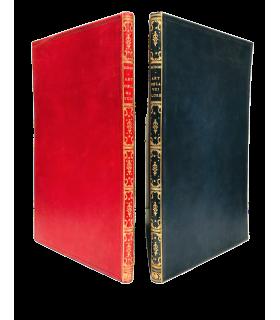 ROMME. Description de l'art de la mâture. - L'Art de la voilure. Edition reproduisant en fac-similé l'EO de ces 2 traités.