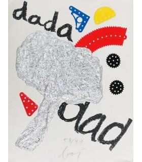 VERDET (André). Comme Le Comme Dans Son Comme. Illustrations d'Enrico Baj. Edition originale