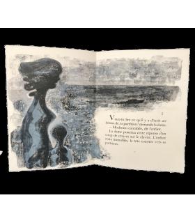 DURAS (Marguerite). Moderato cantabile. Lithographies originales d'André Minaux.
