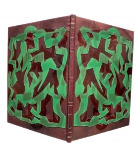 LAMBERT (Jean-Clarence). Elle, c'est-à-dire l'aube. Lithographies de Corneille. Edition originale. Reliure de Henri Mercher.