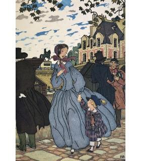 FRANCE (Anatole). Le Petit Pierre. Avec des gravures en couleurs de Pierre Brissaud.