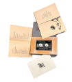 SILBERMANN (Jean-Claude). Pièces détachées. Edition originale accompagnée d'une cassette et de dessins originaux de l'auteur.