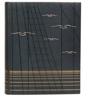 LOTI (Pierre). Pêcheur d'Islande. Illustrations de Lucien Simon gravées par Pierre Bouchet. Reliure de Georges Cretté.